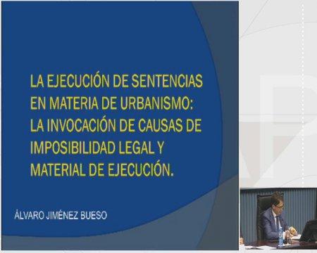 A execución de sentenzas en materia de urbanismo: a invocación de causas de imposibilidade legal e material de execución